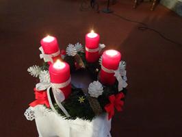 Célébrations du week-end du 19 et 20 décembre