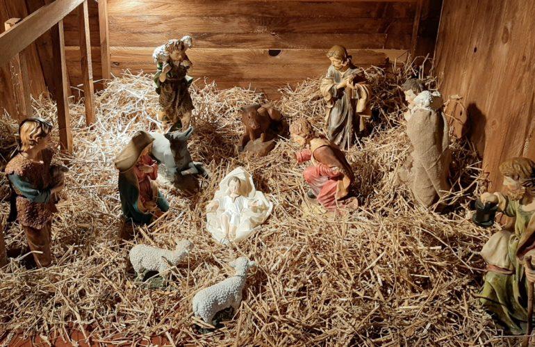 Message de Noël